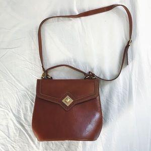 Vintage brown Sasha bag